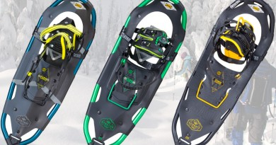Atlas Peak Series snowshoes