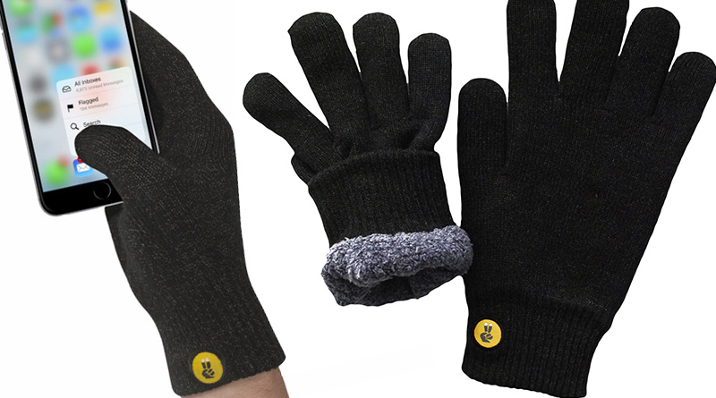 Glovely Cozy Gloves
