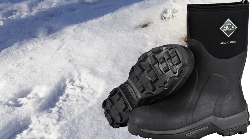 Muck Boots Arctic Sport Mid-Height Boots Review - Cold Outdoorsman
