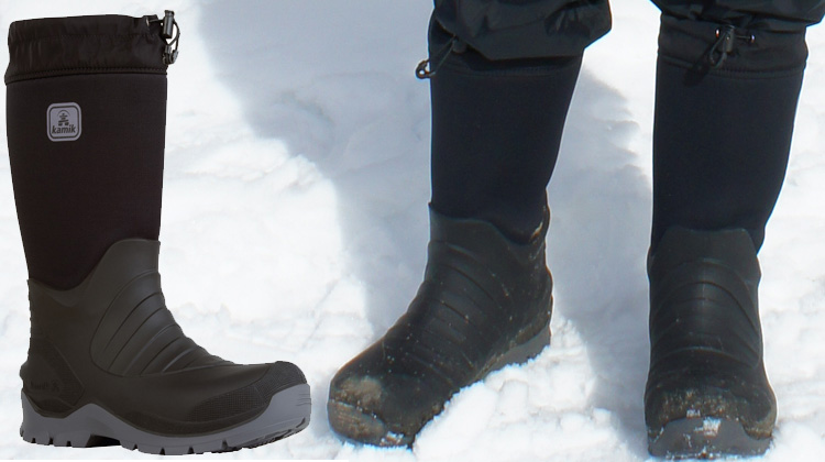 Kamik Coldcreek Boots Review - Cold Outdoorsman