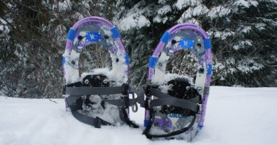 Yukon Charlies Youth Aluminum snowshoes