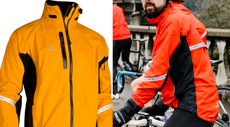 Showers Pass Elite 2.1 waterproof cycling jacket