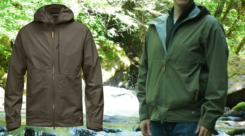 Fjallraven Abisko Eco-Shell Jacket