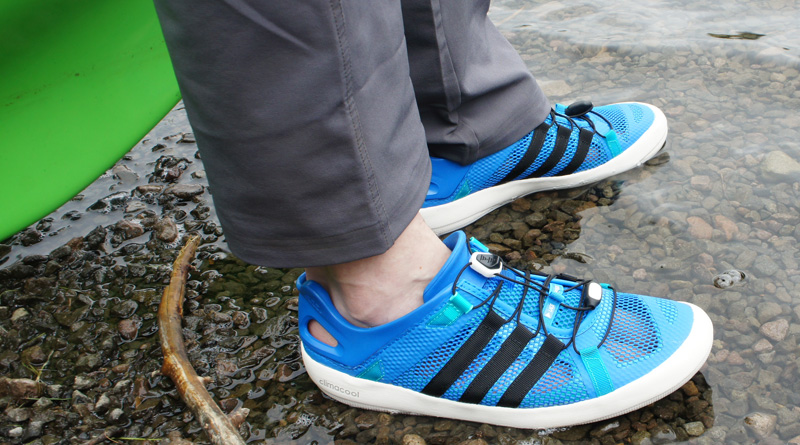 adidas boat climacool lace water shoe review