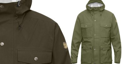 Fjallraven Eco-Shell collection Fjallraven Ovik Eco-Shell Jacket