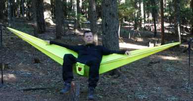 Grand Trunk OneMade Hammock