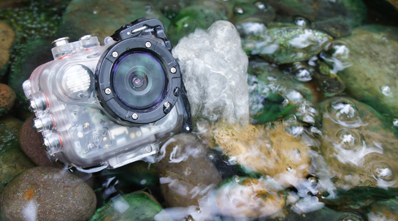 Intova HD2 Action Camera Marine Grade