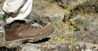 Vasque Talus Trek UltraDry Mid Hiking Boots