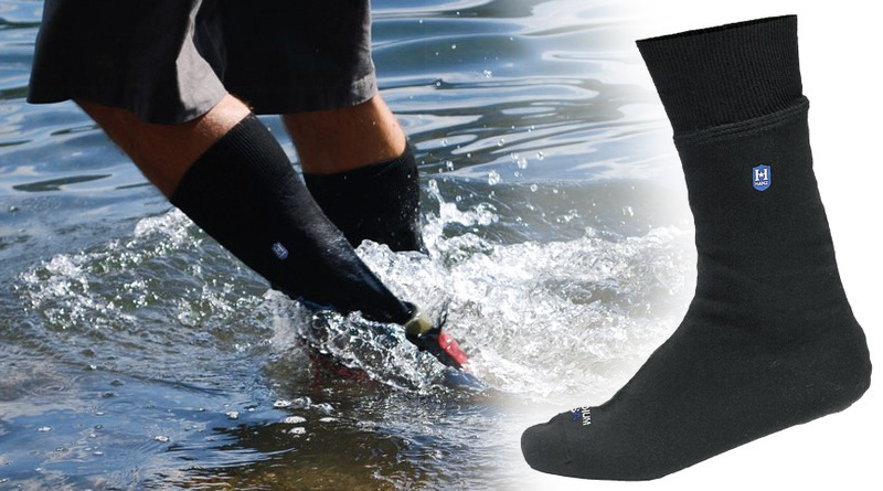 Hanz Waterproof Chillblocker Socks