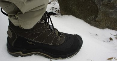 KEEN Durand Polar Shell Boots review