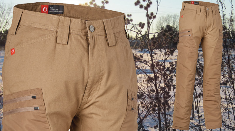 American Outdoorsman Black Hills Field Pant