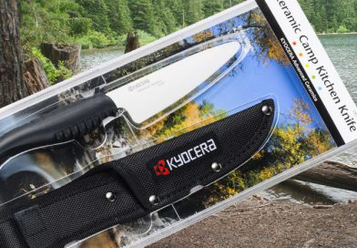 Kyocera Ceramic Camp Kitchen Knife Review