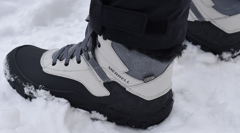 Merrell Aurora 6 Ice Boots Review - Cold Outdoorsman