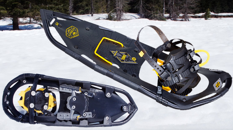 Atlas Serrate Snowshoes review