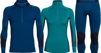 Icebreaker Winter Zone Base Layer