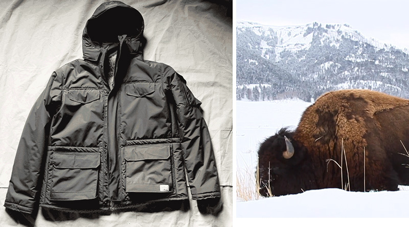 Ultimate American Jacket - United By Blue - Why Bison Fiber