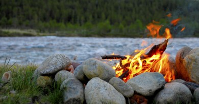How to Build the Perfect Fire