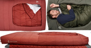 Sierra Designs Frontcountry Bed sleeping bag - new Sierra Designs sleeping bag